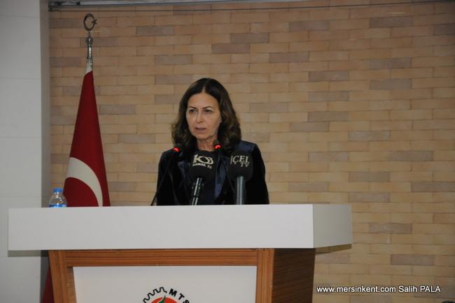 Mersin Kadına Şiddet Konferansında Buluştu