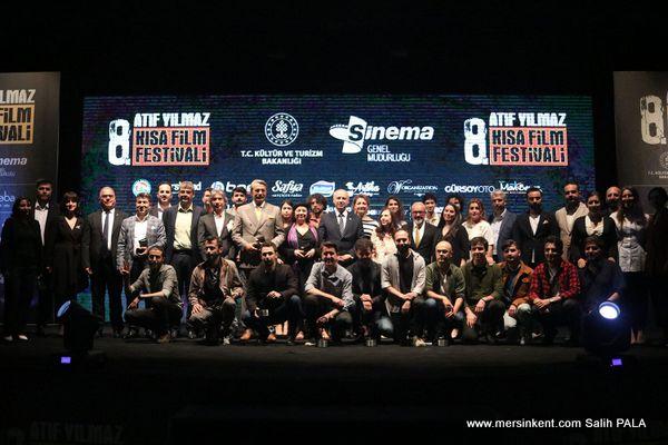 8'inci Atıf Yılmaz Kısa Film Ödülleri Sahiplerini Buldu