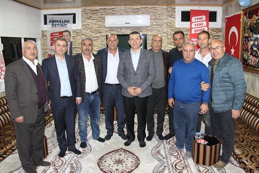 Abdullah Özyiğit, Yenişehir'de Biz Büyük Bir Aile Olacağız