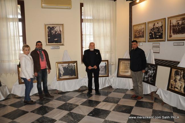 Atatürk 137 Yaşında Fotoğraf Sergisi