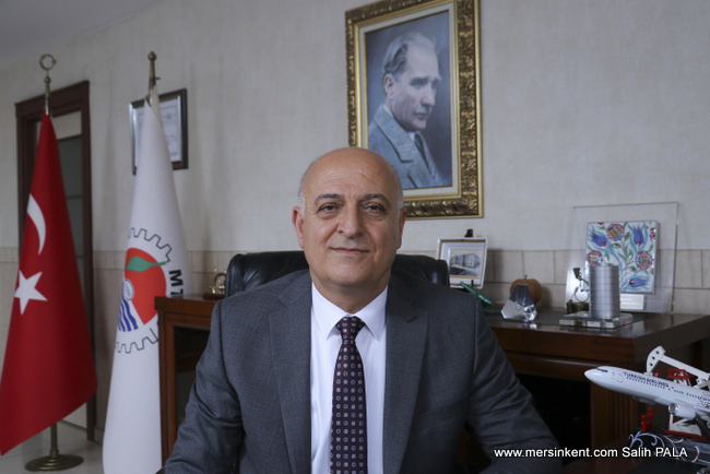 Başkan Kızıltan,Çukurova Ekonominin Yeni Marmara'sı Olmalı