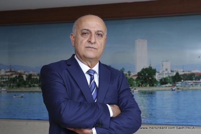 Başkan Kızıltan,Zarar Gören Mersin Değil, Türkiye'dir