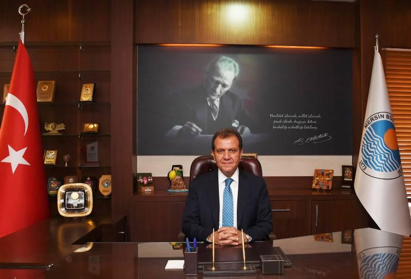 Başkan Seçer, 19 Mayıs Atatürk'ü Anma Gençlik Ve Spor Bayramı'nı Kutladı
