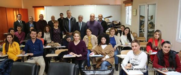 Başkan Tarhan' a Sivil Toplum Kuruluşlarından Tam Destek