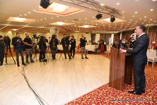 Başkan Tuna'dan  3 Ocak Zafer Yürüyüşü Çağrısı