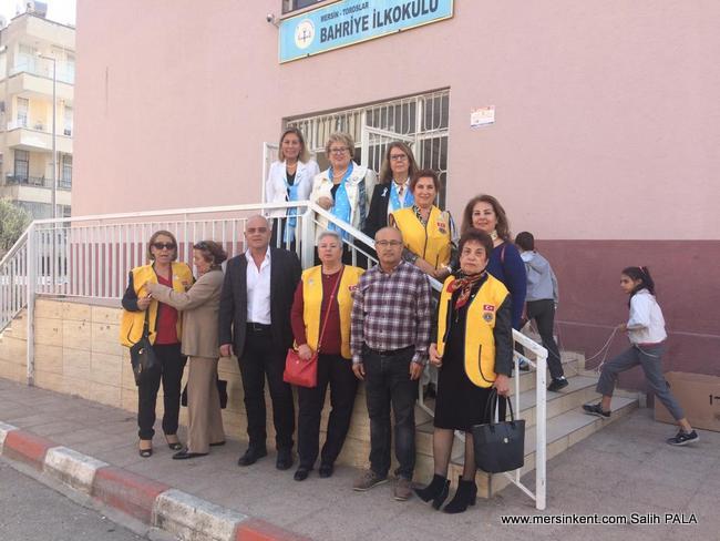 Çamlıbel Lions, Kulübü, İki Okulda Diyabet ve Sağlık Odası Yaptırdı