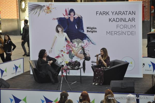 Fark Yaratan Kadınlar Forum Mersin'de Buluştu