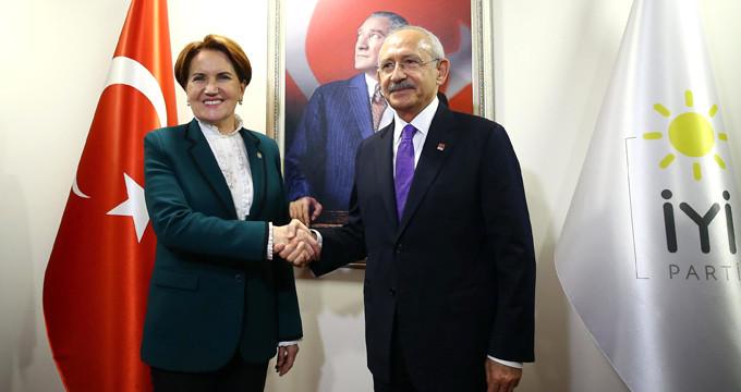İYİ Parti 'nin CHP İle Güç Birliği Açıklaması