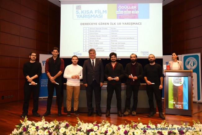 Kamera Elinde Geleceğin Cebinde Kısa Film Yarışması Ödülleri Verildi