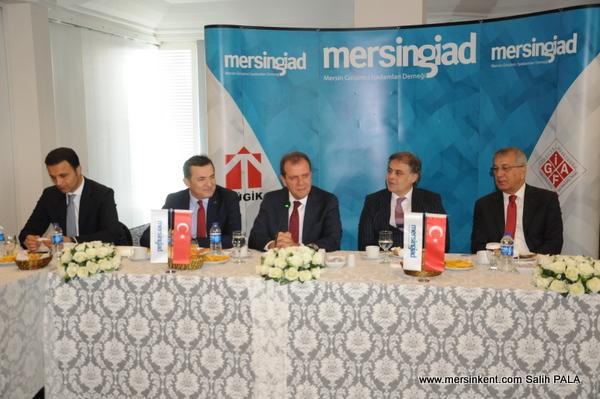 Mehmet İzol: Ortak paydamız Mersin Olmalı
