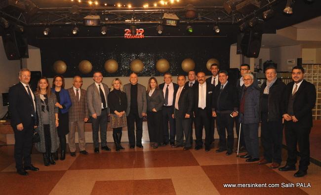 MEP Mersin'in Birleştirici Gücünü Harekete Geçirdi