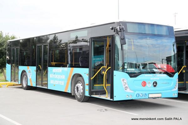 Mersin Belediye Otobüsleri Taşıma Ücretlerinde İndirim