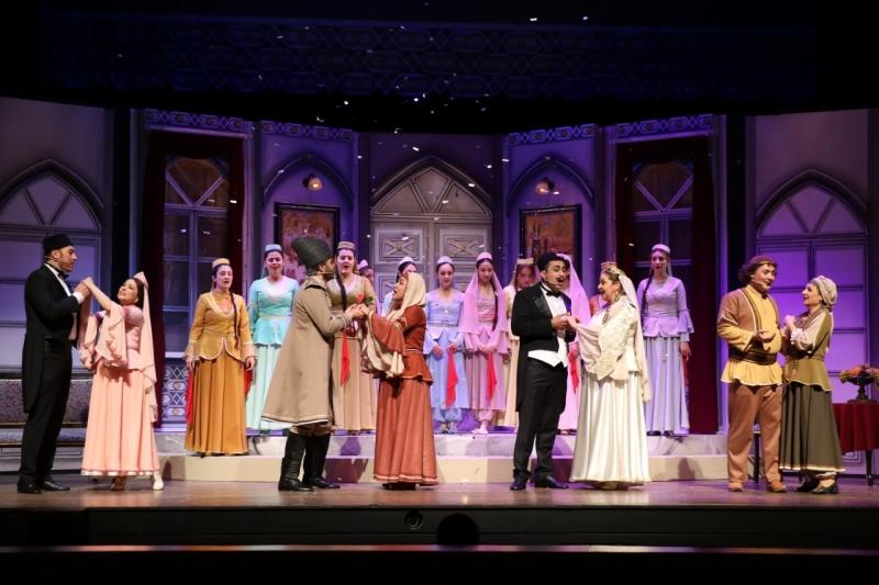 Mersin Devlet Opera ve Balesi Arşın Mal Alan Operetini Sahneleniyor