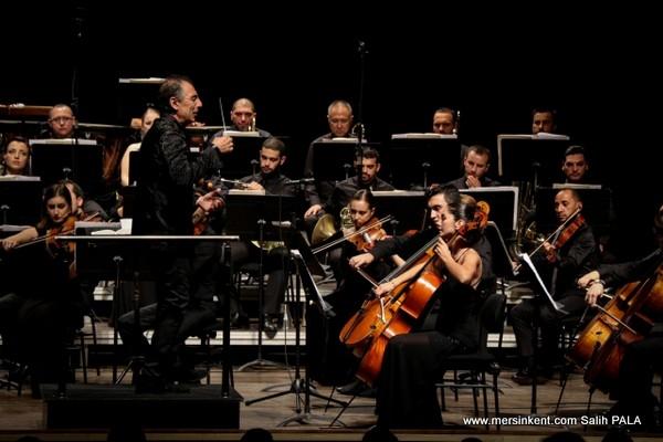 Mersin Devlet Opera ve Balesi Yeni Dünya Senfonik Konseri