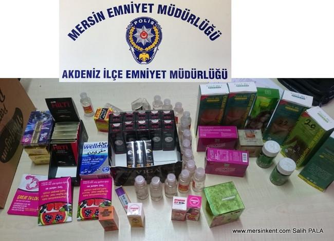 Mersin Polisi Suçlulara Göz Açtırmıyor