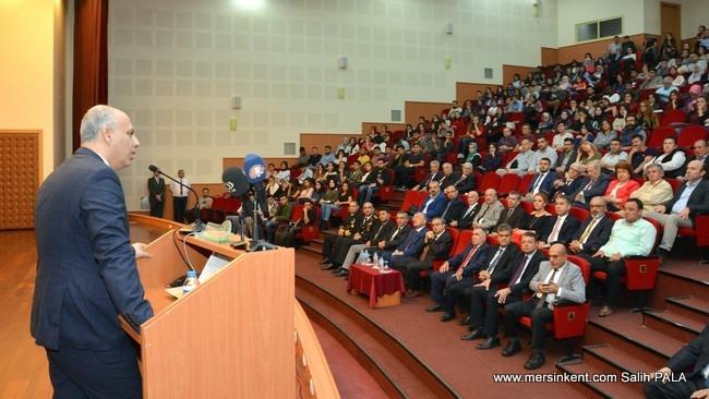 Mersin Uluslararası Akdeniz Sempozyumu Başladı