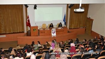 Mersin Üniversitesi'nde  Namus Adına Şiddet Konferansı  Gerçekleştirildi