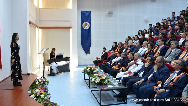 Mersin Üniversitesi'nde 14 Mart Tıp Bayramı Etkinliklerle Kutlandı