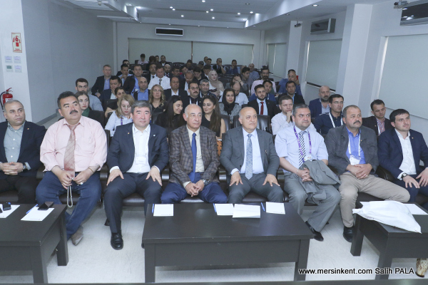 Mersin'de Uluslararası Türkçe Konuşan Girişimciler Buluştu
