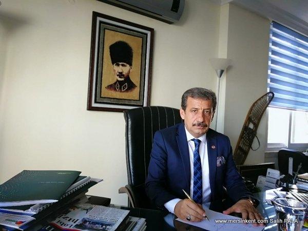 MGC Başkanı Demirtaş'tan 10 Kasım Mesajı