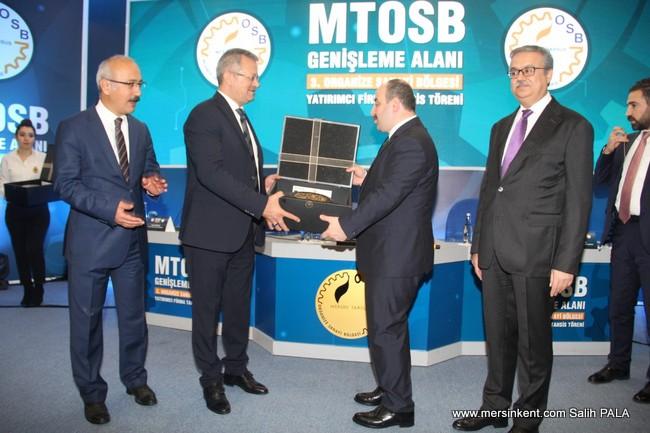 MTOSB Başkanı Sabri Tekli, Bütüncül Destek Paketi Sanayicimizi Heyecanlandırdı