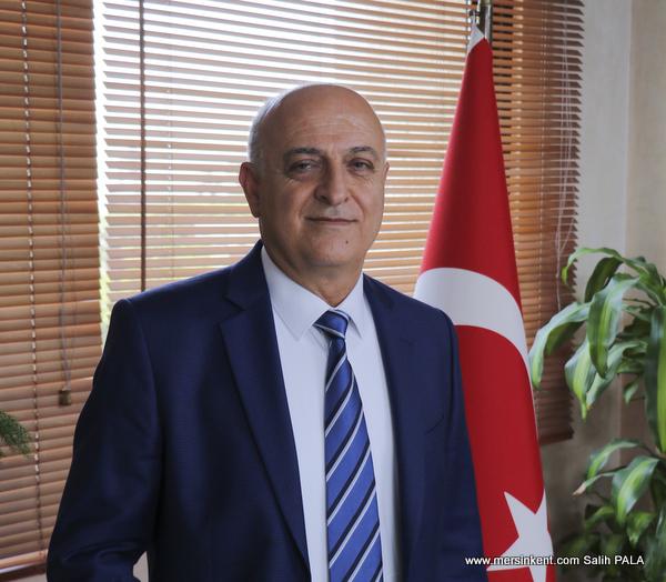 MTSO Başkanı Kızıltan,19 Mayıs Yeni Türkiye Cumhuriyeti'nin İlk Adımıdır