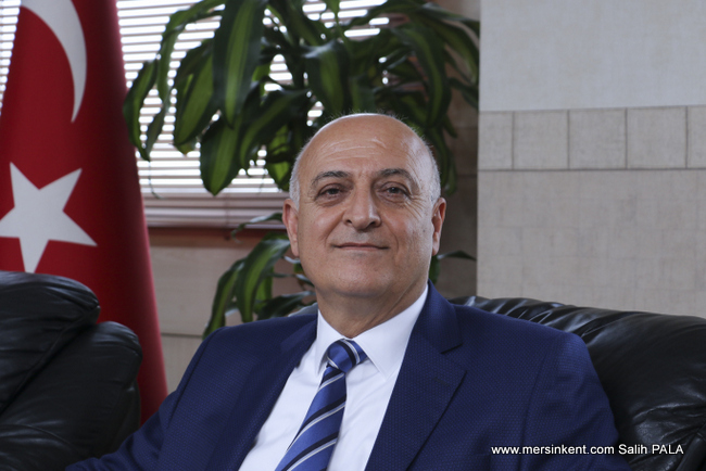 MTSO  Başkanı Kızıltan,Gazeteciler Toplumun Sesidir
