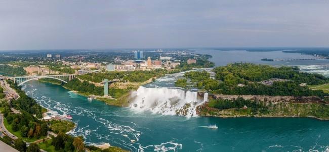 Niagara Belediyesi'nin Mezitli İle Kardeş Şehir Heyecanı