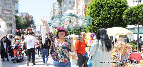 Nisan'da Adana,Adana'da Portakal Çiçeği Karnavalı