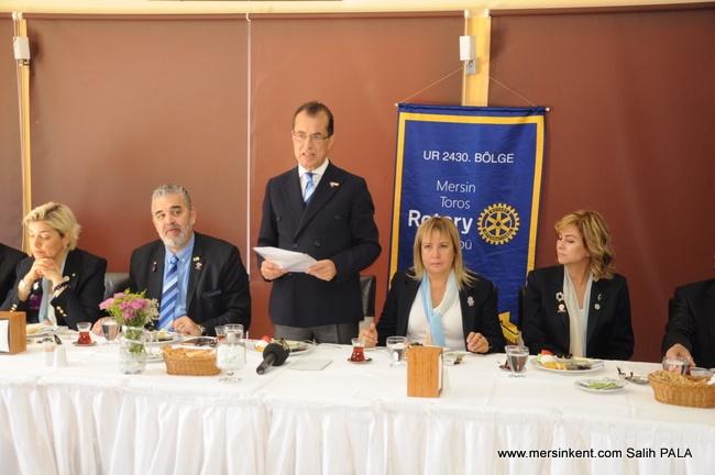 Toros Rotary Eğitime Destek Projeleri Sürüyor