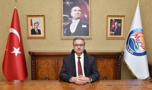 Vali Su,29 Ekim Cumhuriyet Bayramı'nı Kutladı