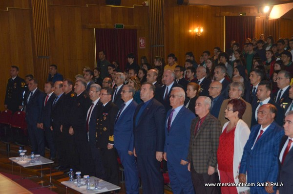 Vali Su'nun 12 Mart İstiklal Marşı'nın Kabulü ve Mehmet Akif Ersoy'u Anma Günü Mesajı