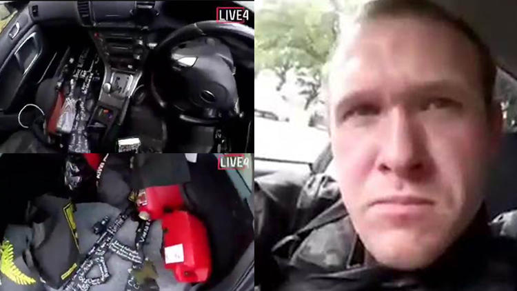 Yeni Zelanda'da İki Camiye Silahlı Saldırı 40 Ölü