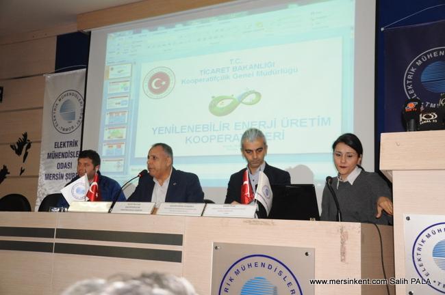 Yenilenebilir Enerji Kooperatifleri Yol Haritası Paneli Düzenlendi