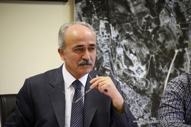 Yenişehir Belediye Başkanı Yeni Yılı Kutladı