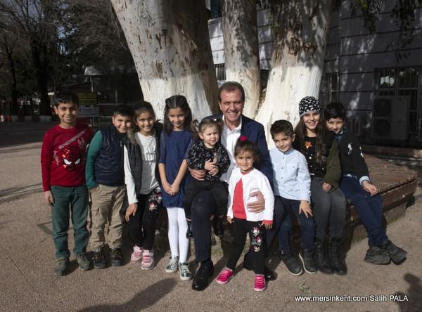 Mersin Uluslararası Çocuk Festivali Başlıyor