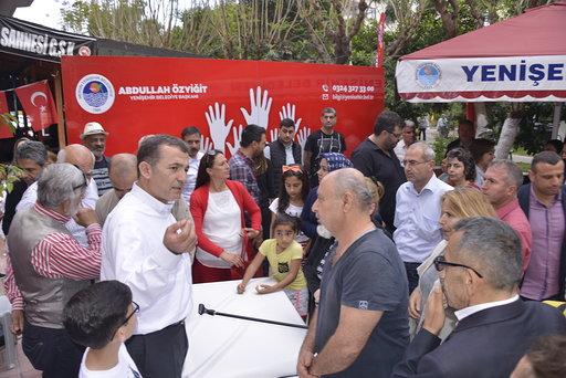 Yenişehir'de Halk Konuşuyor