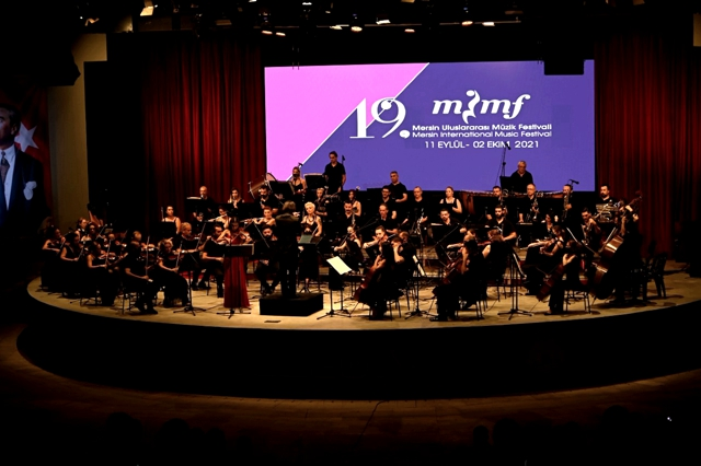19. Mersin Uluslararası Müzik Festivali GALA KONERİ İle Başladı