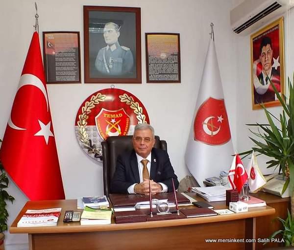 TEMAD Mersin  19 Mayıs Atatürk'ü Anma Gençlik ve Spor Bayramını Kutladı