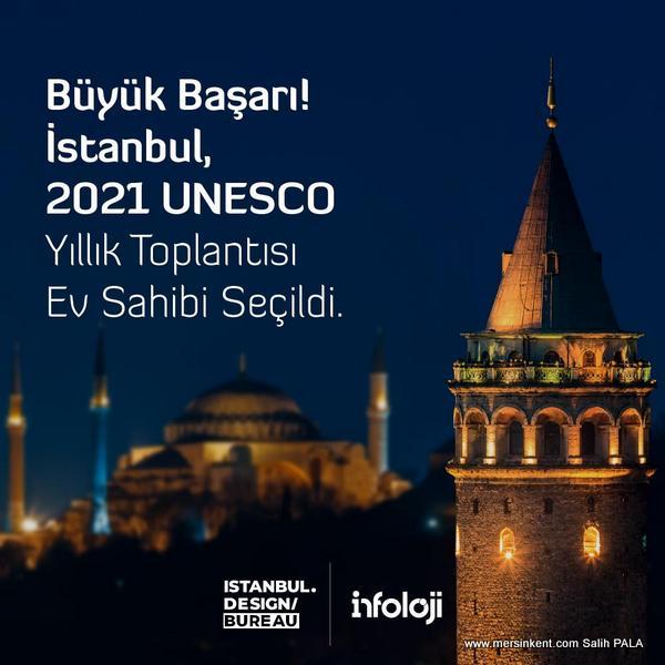 2021 YILINDA DÜNYANIN EN ÖNEMLİ KENTLERİ İSTANBUL'DA BULUŞUYOR!
