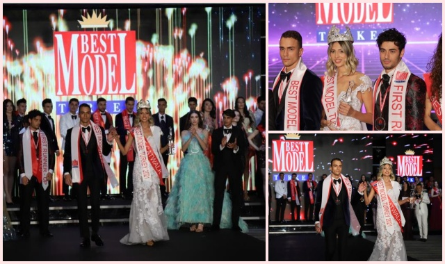 34. Best Model Türkiye Finali