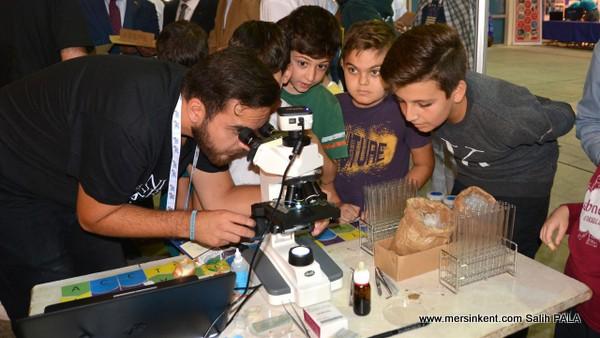 4. Uluslararası Mersin Bilim Şenliği Gerçekleştirldi