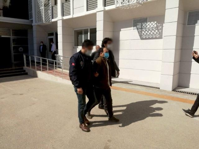 48 Yıl Hapis Cezası ile Aranan Şahıs Yakalandı