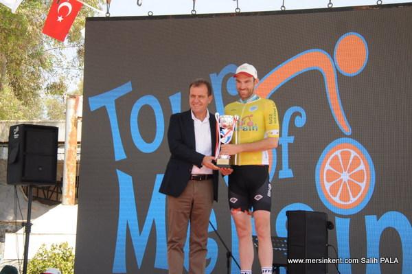 5. Tour Of Mersin Alman Florian Obersteiner Tüm Etapların Birinciliğiyle Sona Erdi
