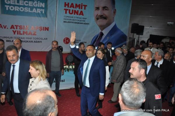 73 PROJEYLE TOROSLAR GELECEĞE HAZIR!