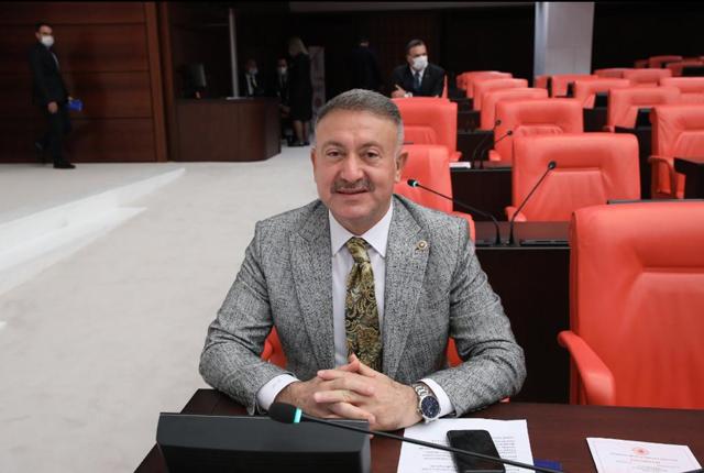 AK Parti Mersin Milletvekili Hacı Özkan 19 Ekim Muhtarlar Günü'nü Kutladı