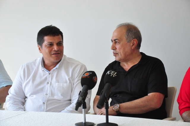 Akdeniz Çarşı Esnafları Derneği'nin MGC Ziyaretinde Sorunların Çözümü Talebi