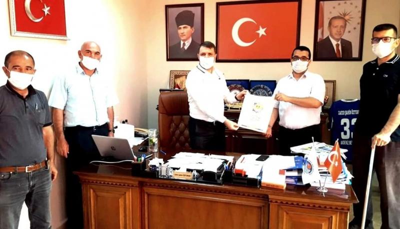 Akdeniz'de Engelliler Meclisi Kooperatifi Kuruldu