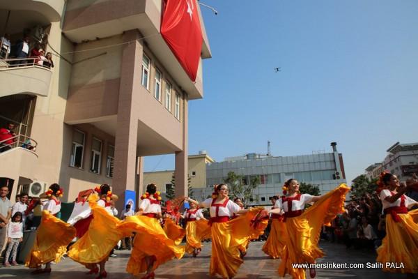 Akdeniz'de Narenciye Festivali Heyecanı Başladı