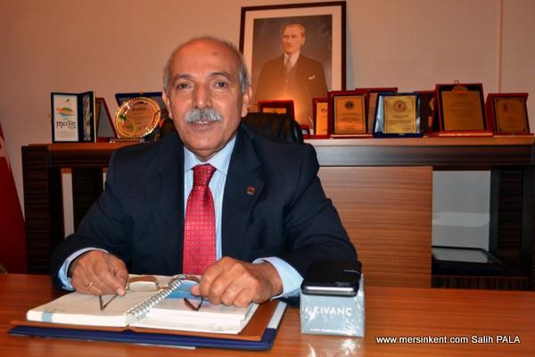 ALDO Grup Yönetim Kurulu Başkanı Ali Doğan,Kurban Bayramını Kutladı